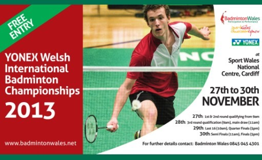 2013 Yonex Welsh International