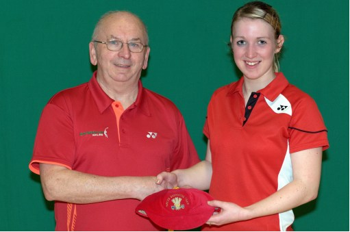 Aimee Moran Senior Cap - Blog photo