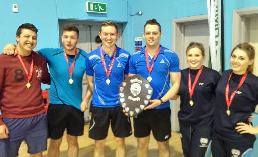 WUC 2015 Team Event Winners - Cardiff Met