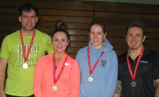 Deeside Mixed Doubles